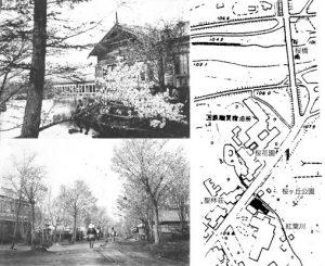 歴史写真館NO.76 桜花園の池 | 弟子屈なび